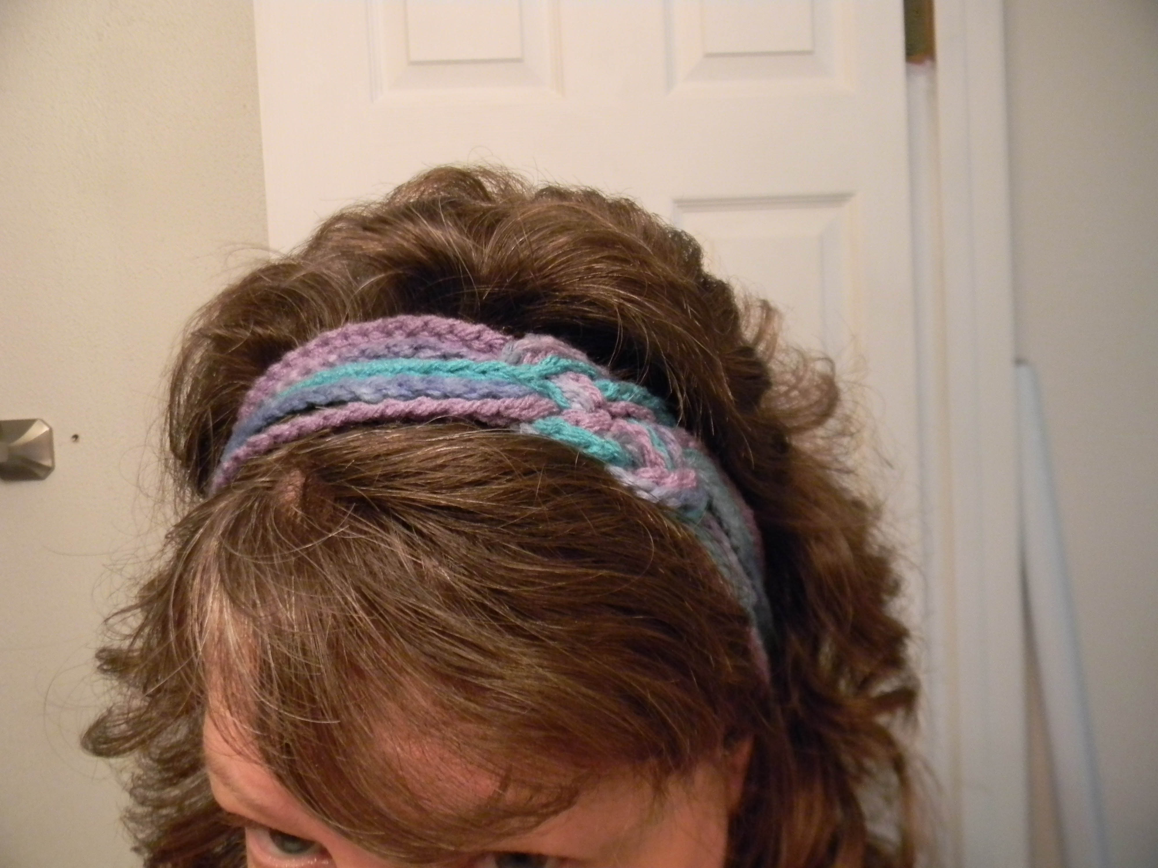 Free Crochet Pattern For Knotted Headband : Celtic Knot Headband ? Crochet Chain Stitch lifewithkeo