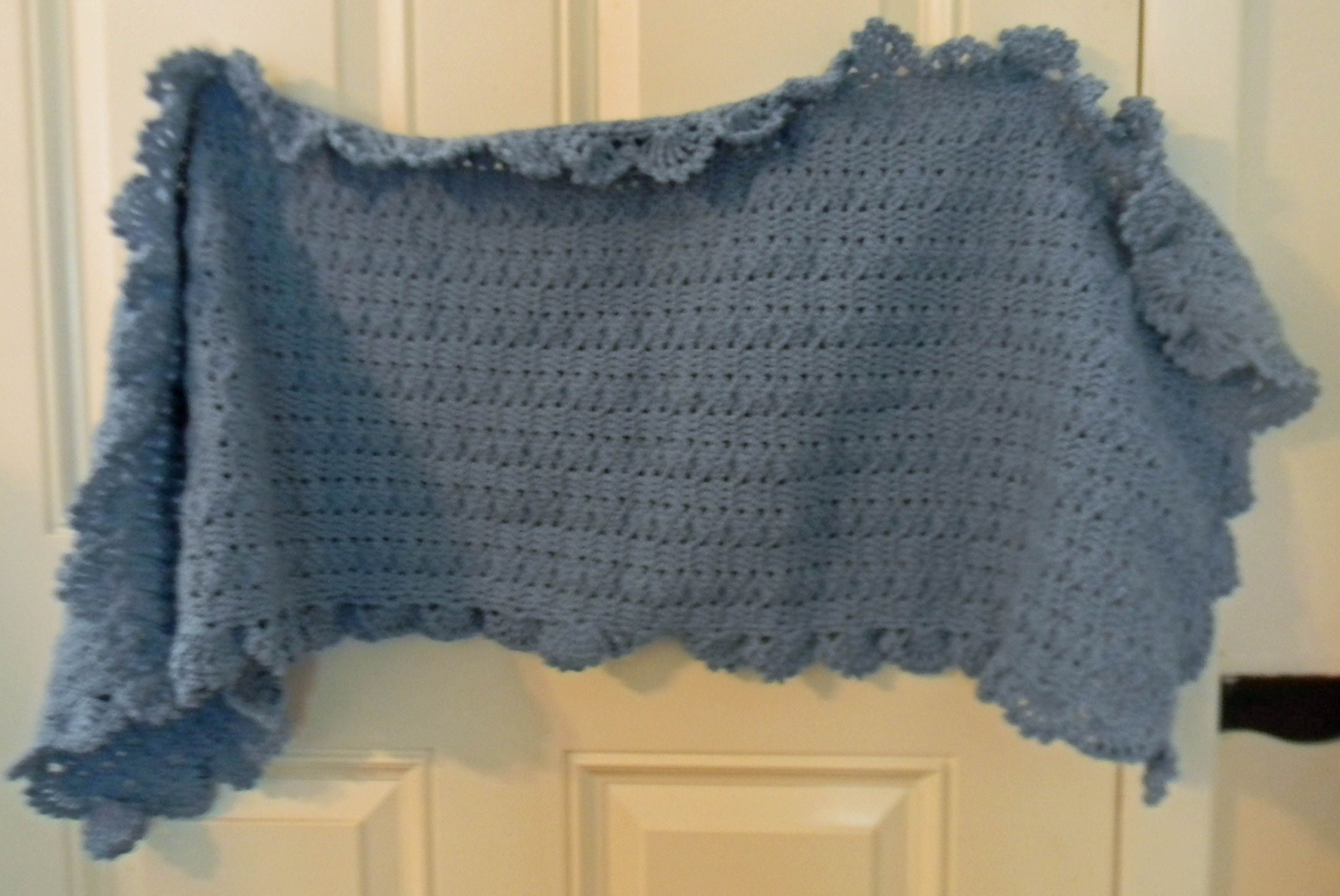 Free Easy Crochet Patterns For Prayer Shawls : Free Easy Crochet Prayer Shawl Patterns images