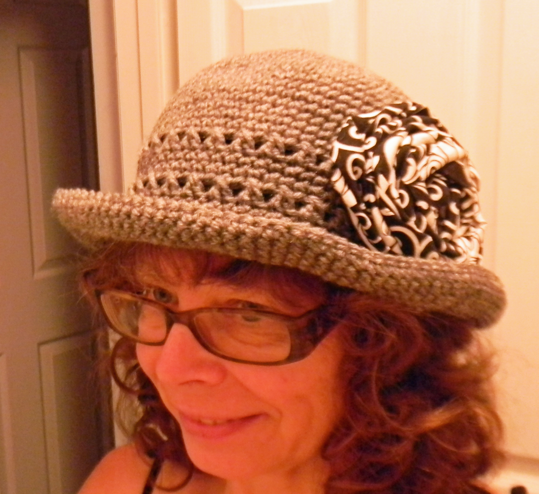 Easy Summer Crochet Hat Patterns : Summer Hat ? Crochet Pattern lifewithkeo
