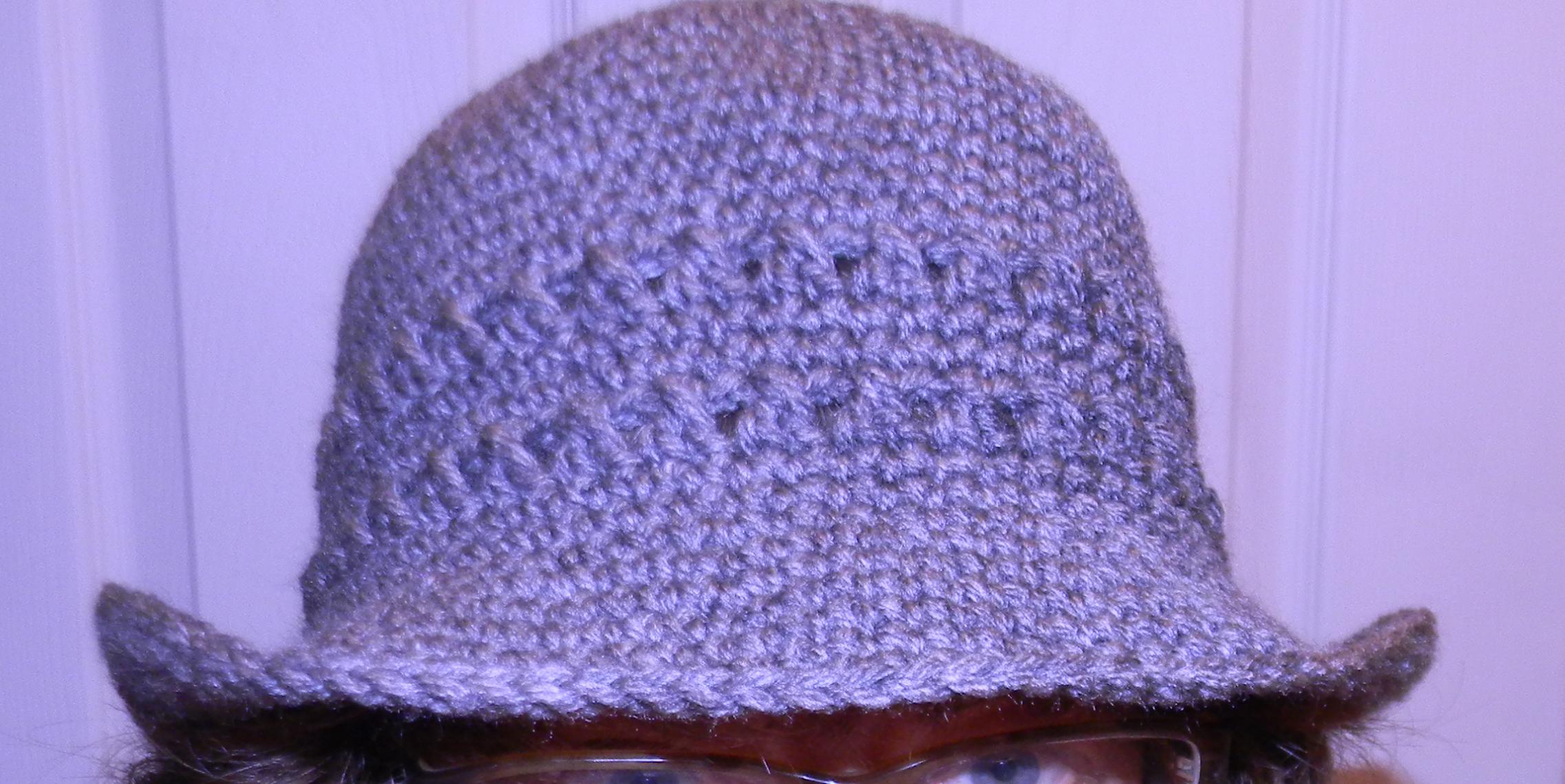 Crochet Hat Pattern Single Crochet : Summer Hat ? Crochet Pattern lifewithkeo