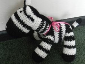 First Zebra made