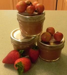 jam strawberry