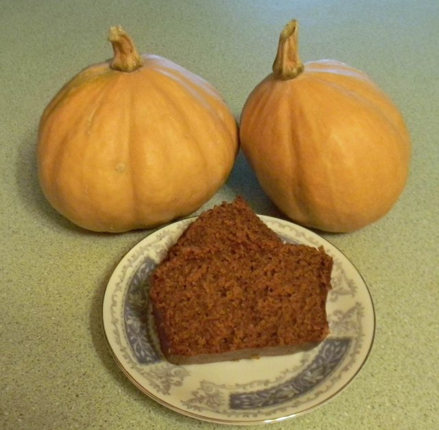 pumpkinbread