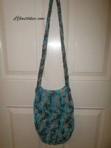 Give-away Tote - Made from Acrylic Yarn